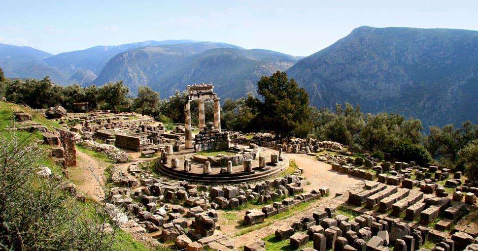 Tours Greece